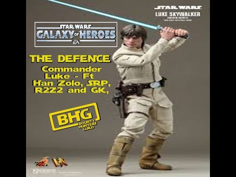 THE DEFENCE - COMMANDER LUKE ZETA LEAD ft Han zolo - footage on defence