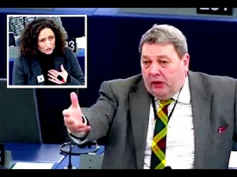 EU economic mess will not help improve social conditions - David Coburn MEP