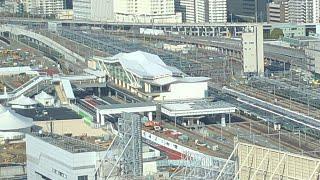 【オープン間近!】JR山手線 新駅 高輪ゲートウェイ駅!開業までのカウントダウンが進む駅周辺の様子(2020.3.9) Japan Train JR Yamanote-Line new station