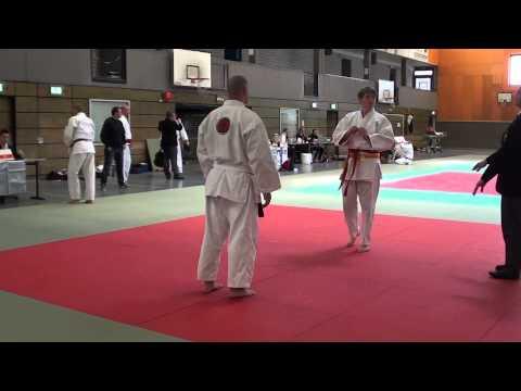 Fast Judo Fight #1