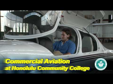 Commercial Aviation at Honolulu Community College