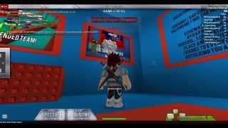 Roblox vídeo: defensores da parte Roblox 2 com jogos de R