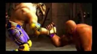 Tekken King And Armor King History