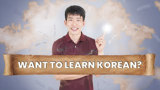 How to make Korean sentences (For absolute beginners)