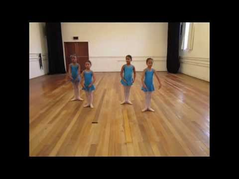 Ballet Dance Training - Amy Gould Ballet School - Cape Town, South Africa
