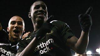 Demba Ba - Newcastle Nostalgia