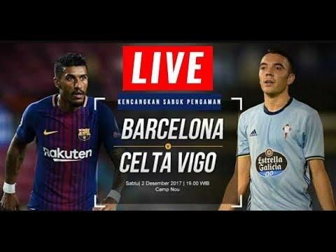 FC Barcelona Vs Celta Vigo Live Stream Spanish La Liga Match