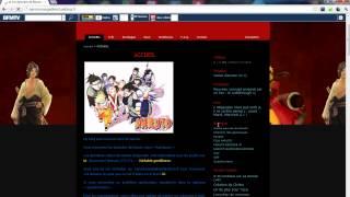 Site pour regarder les épisodes de naruto...