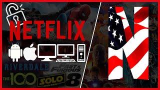 Como ver Netflix Estados Unidos? Desbloquea NETFLIX a nivel MUNDIAL | Top Cinema