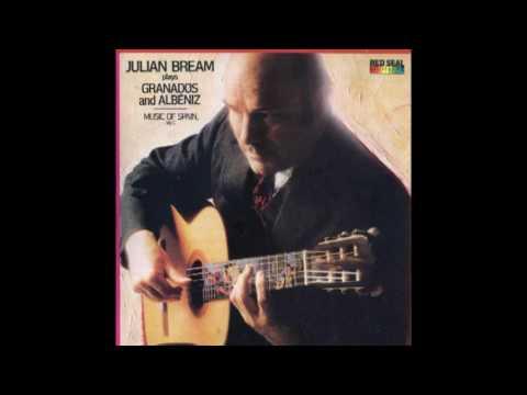 Julian Bream  Plays Granados and Albéniz 1982