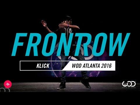 Klick | FrontRow | World of Dance Atlanta 2016 | #WODATL16