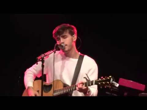 Jacob Whitesides - The Letter (live @ Amsterdam, the Netherlands)