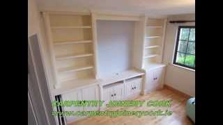 Fitted Furniture Ballincollig Cork, Jonathan Evans 086/2604787