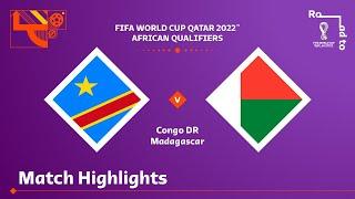 ДР Конго  2-0  Мадагаскар видео