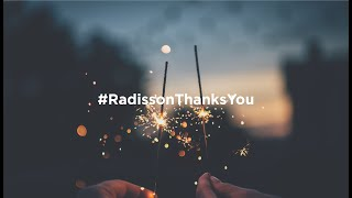 #RadissonThanksYou this Festive Season