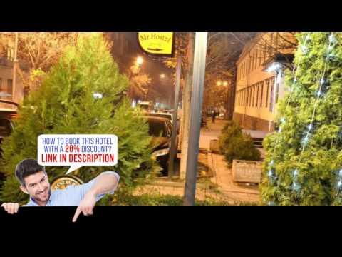 Mister Hostel - Yerevan, Armenia - Video Review