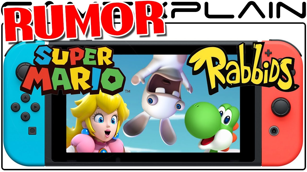Source: The Rumored Mario x Rabbids RPG Is Real, Coming To Switch