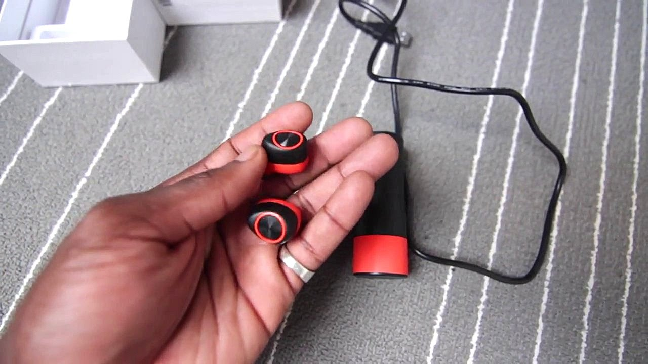 96c44891f68 Verve Ones Plus Completely Wireless Smart Earbuds Review - YouTube