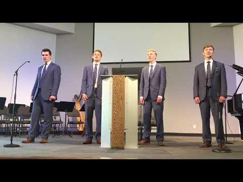 Crown College Quartet - Crosspoint Baptist Church