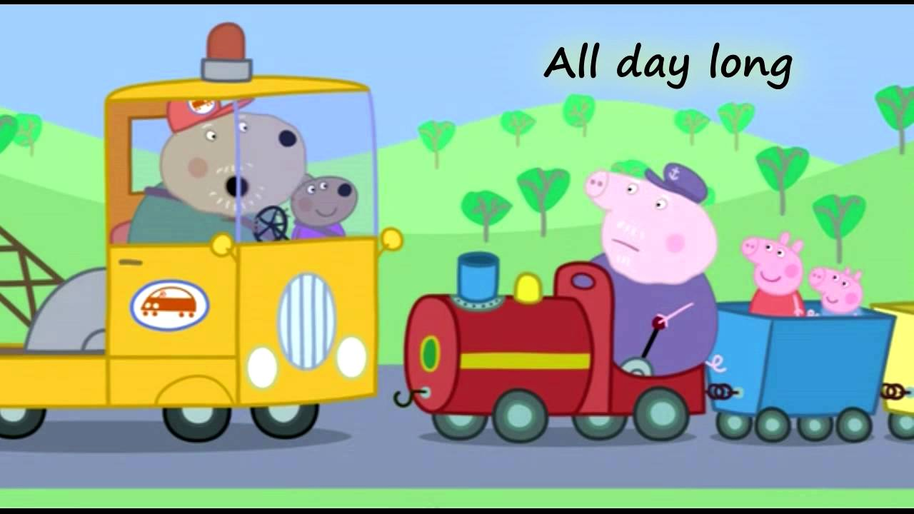 Sing With Peppa Pig Songs With Lyrics 1