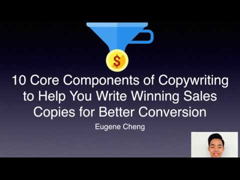 {Writing Winning Sales Copies| Copywriting course| How to Write Better Sales Copy}