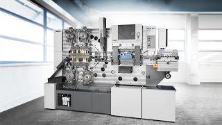 GRM 80P hybrid Stanzbiegeautomat