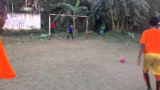 Final mini soccer 17an antar rt