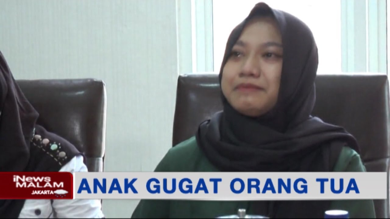 Download Hanya Karena Tak Sengaja Tercakar, Anak Polisikan dan Penjarakan Ibunya - iNews Malam 25/01