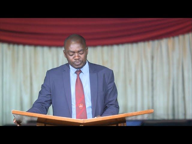 'Calm, in the Storm'  -  Mwendabai Mwendabai