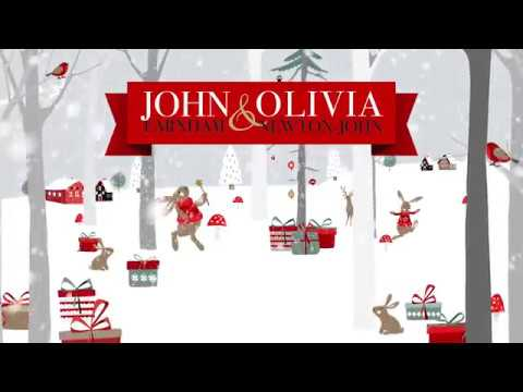 & Olivia Newton-John - Here Comes Santa Claus (Animation Video)