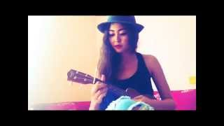 The Day You Went Away - Ukulele Cover - M2M