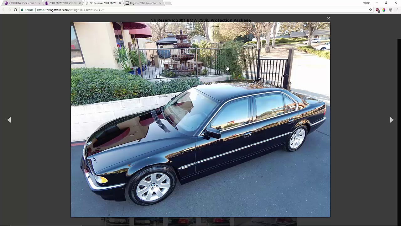 Is my BMW 750iL bulletproof? Probably not. Here's why!