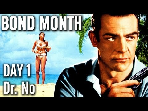 Day 1: Dr. No (Bond Month With Danz)