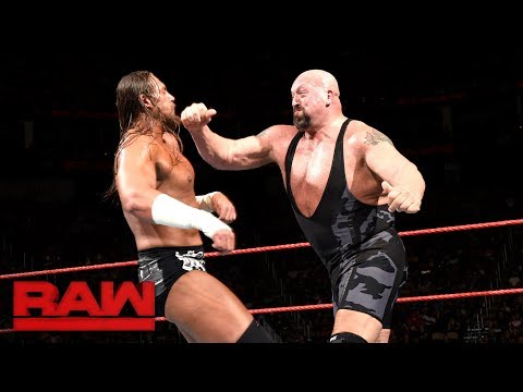 Big Show vs. Big Cass: Raw, July 31, 2017