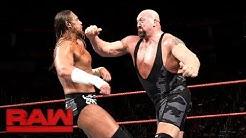 Big Show vs. Big Cass: Raw, July 31, 2017