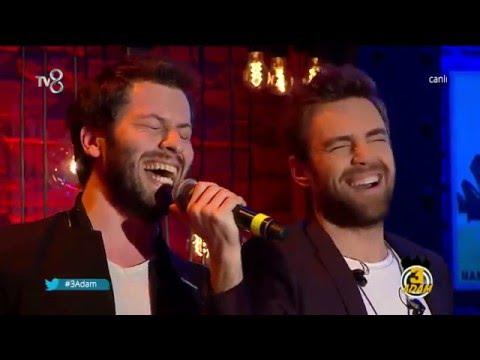 Murat Dalkılıç'tan Stüdyoya Muhteşem Giriş | 3 Adam | Sezon 3 Bölüm 10 | 13 Şubat Cumartesi