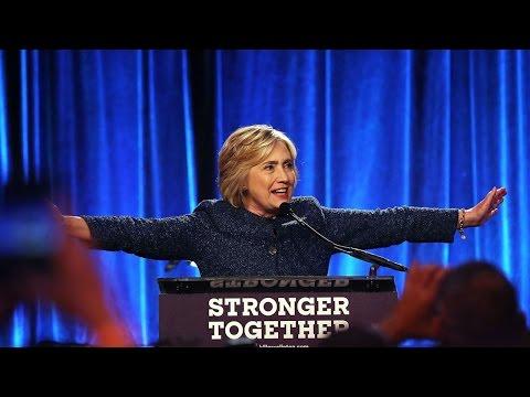 Clinton Calls Trump Supporters 'Basket Of Deplorables' (VIDEO)