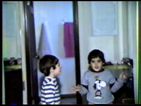 Ryan Miller and Jeff Rosenberg age 5