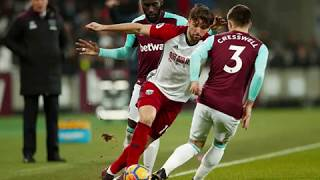 West Ham 2-1 West Brom: Andy Carroll scores brace as Hammers second-half comeback to lift out