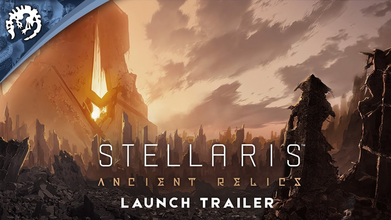 Stellaris: Ancient Relics Story Pack - Launch Trailer - Available now!