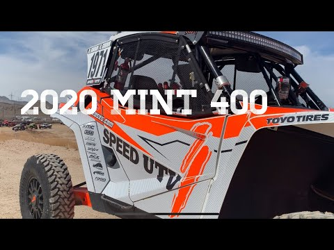 2020 Mint 400 UTV/SXS RACE Day