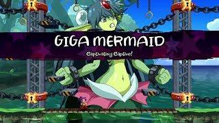 Shantae Half Genie Hero - Giga Mermaid (Boss fight #02 )