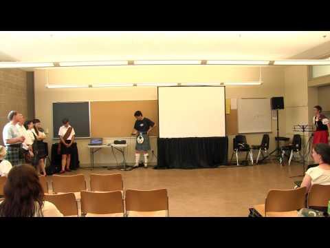 OSB2014 - Darrick Wong - Scottish Folk Dance: If you can follow code, you can dance!