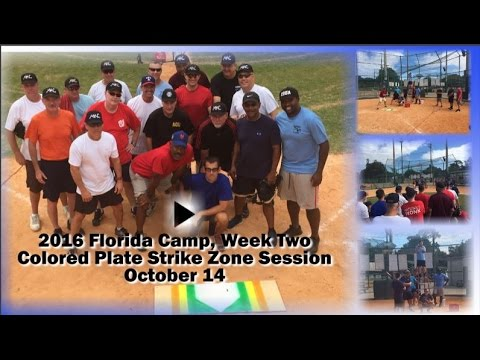 Florida Camp, Week 2 - Colored Plate Strike Zone Accuracy Session, Complete File