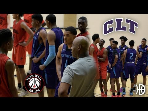 2018 Icebreaker Invitational: Team Wall Gauntlet  x Team CLT || THE Game of the TOURNAMENT!