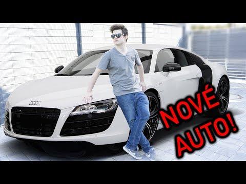 MOJE NOVÉ AUTO!! (400K SPECIAL)