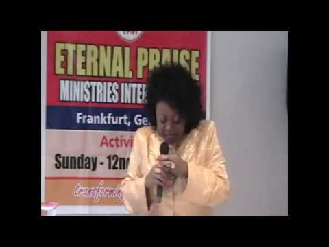 The Kingdom Business Person by Bishop Diana Adjartey - Etse