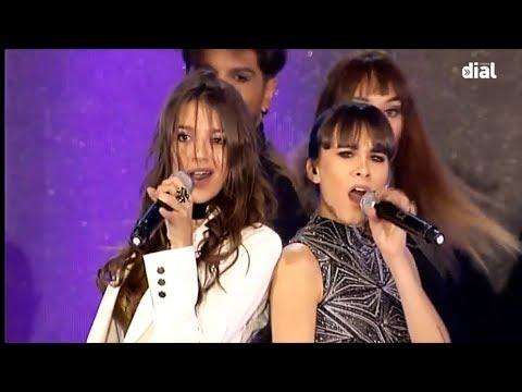 Aitana y Ana Guerra ~ Lo Malo (Premios Dial 2018 | Gala en Directo) HD
