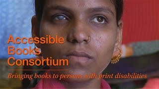 Bringing Books to Visually Impaired People in India