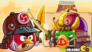 Angry Birds Epic: NEW Cave 11 Mocking Canyon Level 10 Gameplay Walkthrough